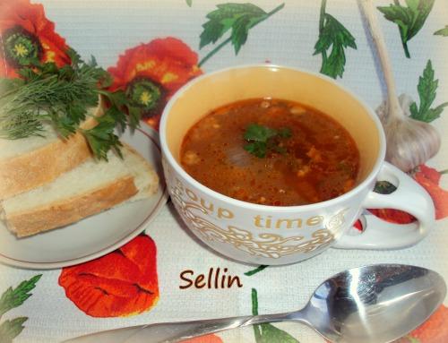 Суп Харчо