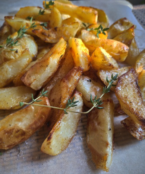 Картошка по селянски в духовке рецепт