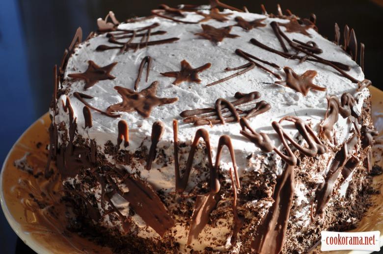 Торт «Зоряне сяйво»