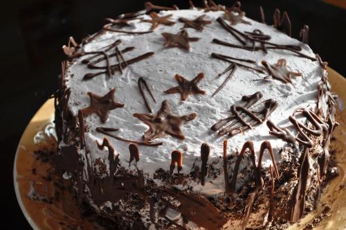 """Торт """"Зоряне сяйво"""""""