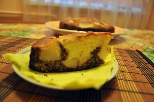 Грушевий пиріг по-італійськи