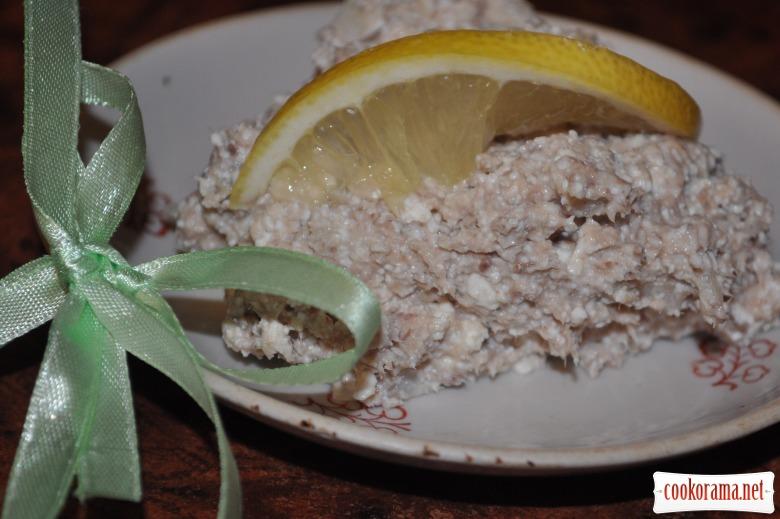 Сардиновий салат