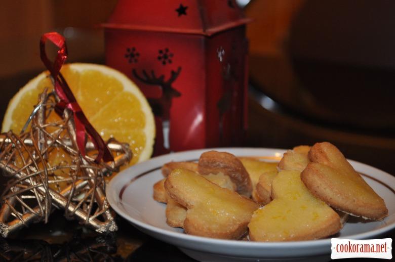 Cuoricini all'arancia - іспанські апельсинові сердечки