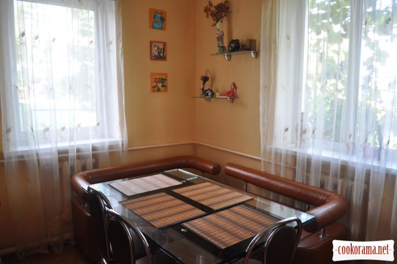 Моя «фотостудія» на кухні