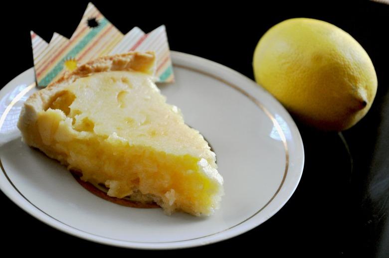 "Тарт ""Лимонник"""