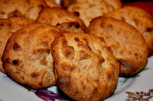 Сирно-бананове печиво