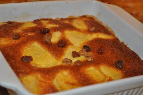 Україно-американський гарбузовий пиріг