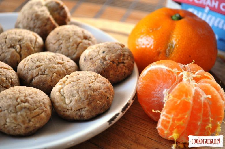 Мандаринове печиво