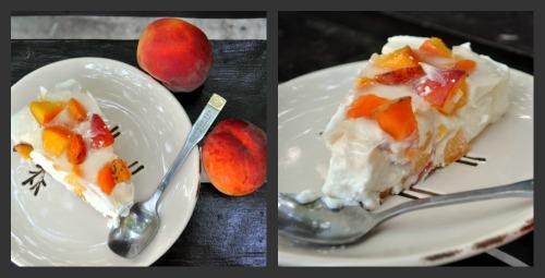 Літній фруктовий торт
