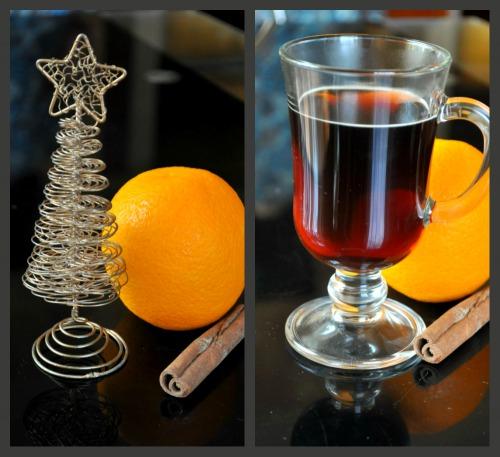 """Кавовий напій """"Різдвяний грог"""""""
