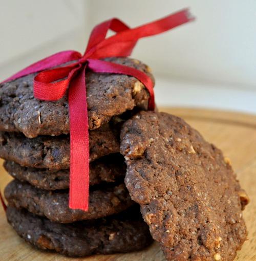 Американське шоколадне печиво