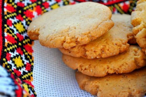Пісне печиво на томатному соці
