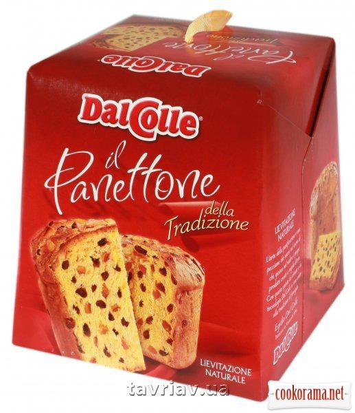 Panettone - італійський пиріг до Різдва і Великодня