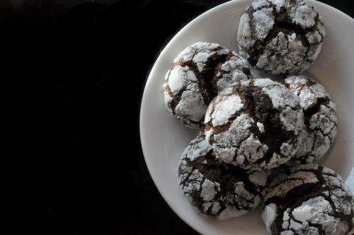 """Шоколадное печенье """"Трюфель"""""""