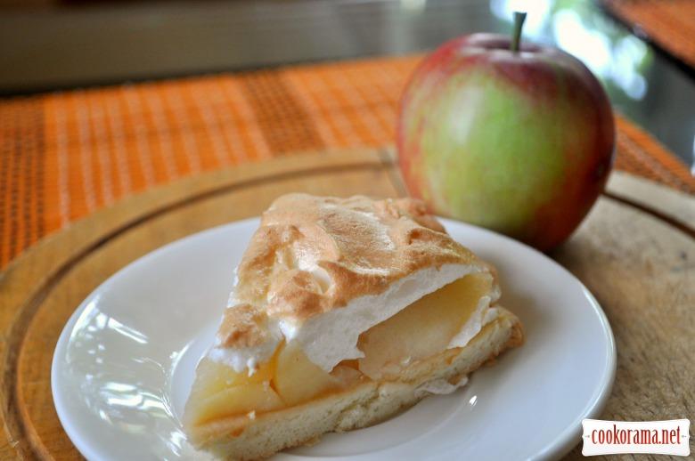 Пиріг «Яблучна спокуса»