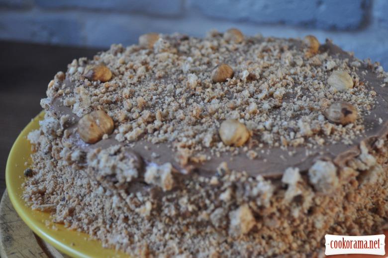 Торт «Грильяжный»