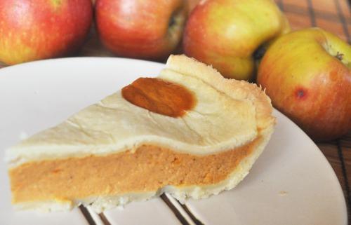 Гарбузовий пиріг від Галини Артеменко