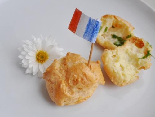 Гужеры или сырный аромат Франции у вас на кухне
