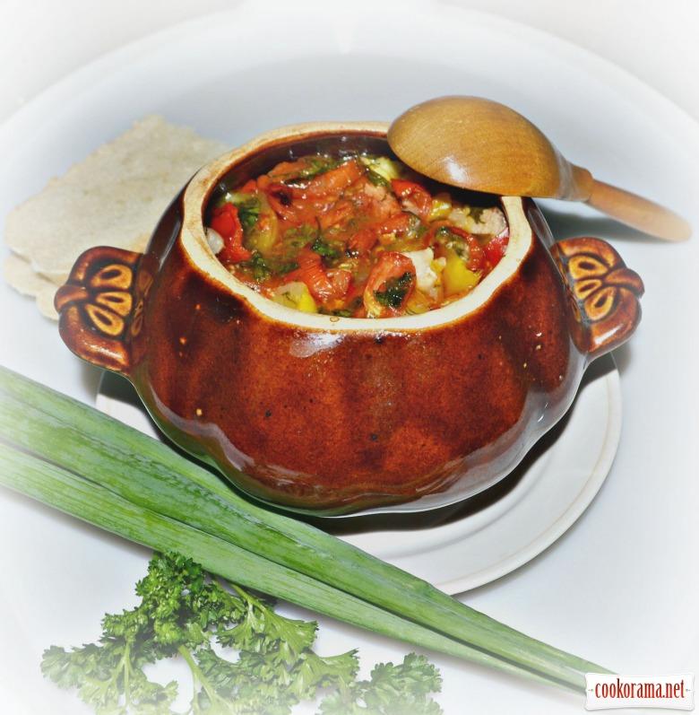 Рецепты приготовления мясо в горшочке