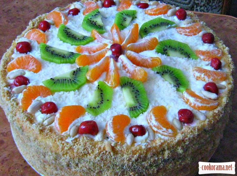 Торт «Чернівецький»