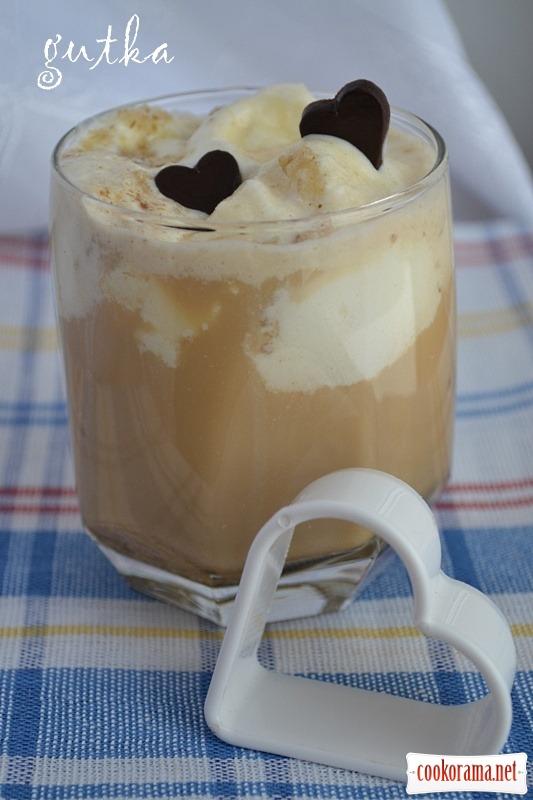 Кава-глясе по-особливому