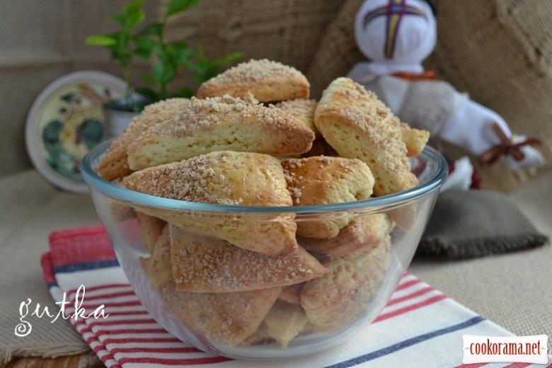 Печиво домашнє з ароматною посипкою