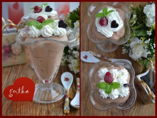 Сирний десерт з шоколадом та кавою