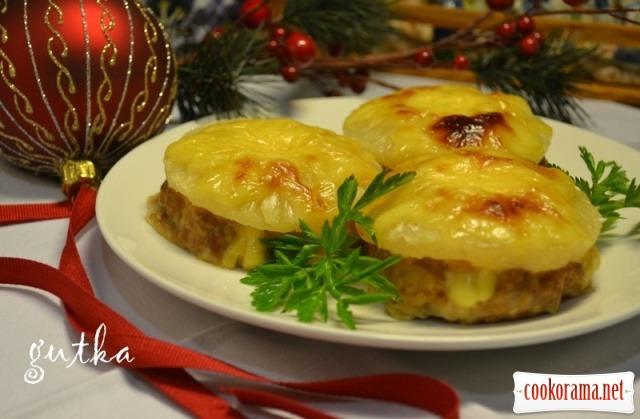Святкові страви рецепти з фото