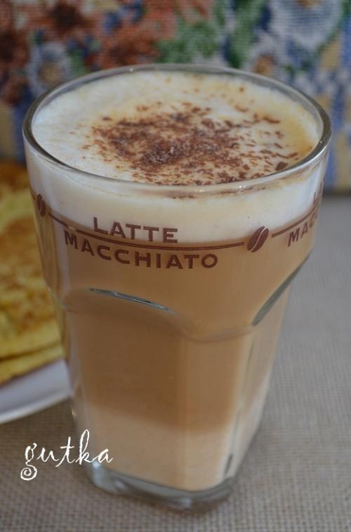 Кава гарбузове лате