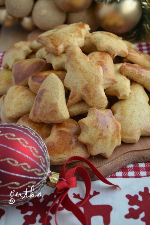 Печенье рождественское медовое