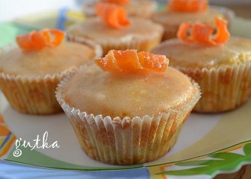Кекси морквяні