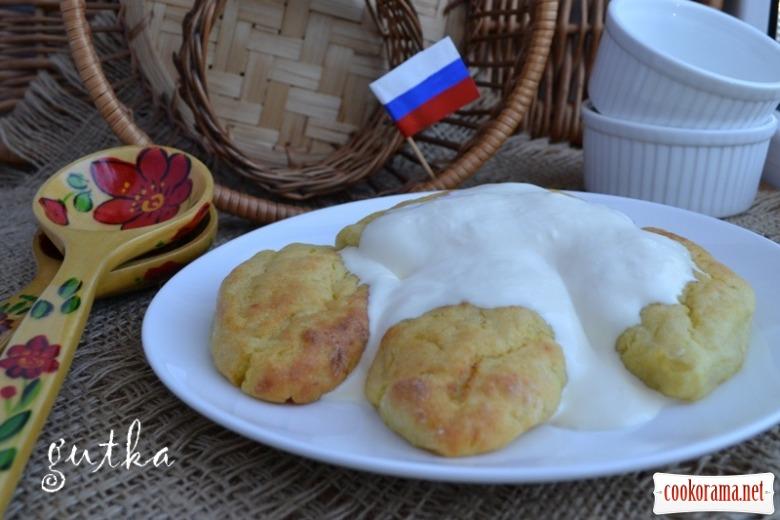 Картопляні пиріжки (сканцы)