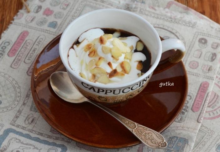 Гарячий шоколад