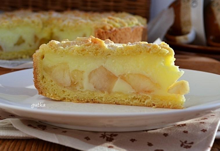 Рецепт пирога з яблуками
