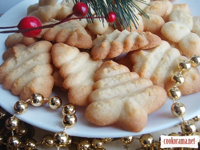 Передноворічний ФМ «Улюблене святкове печиво»