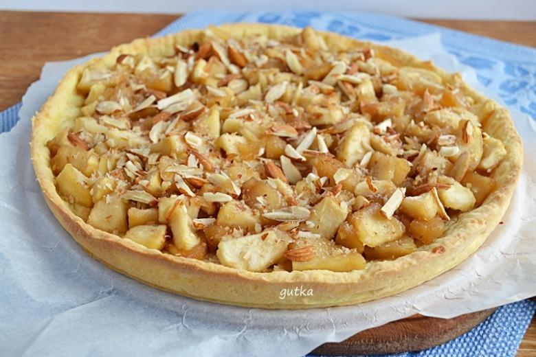Пиріг яблучний
