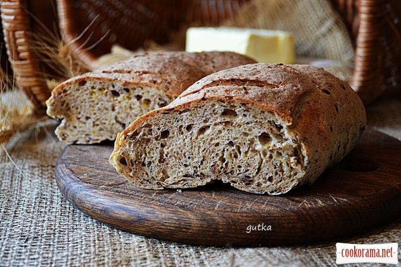 Хліб лляний