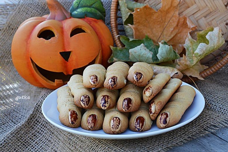 """Печиво """"Пальчики відьми"""""""