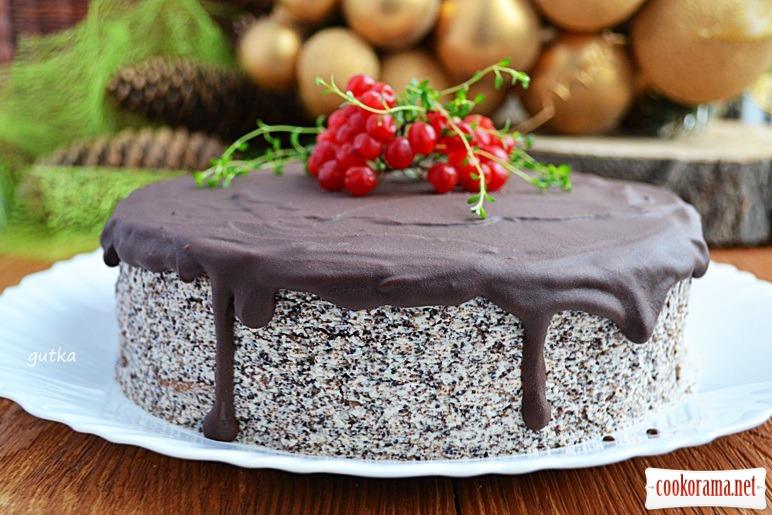 """Торт """"Маковий"""""""