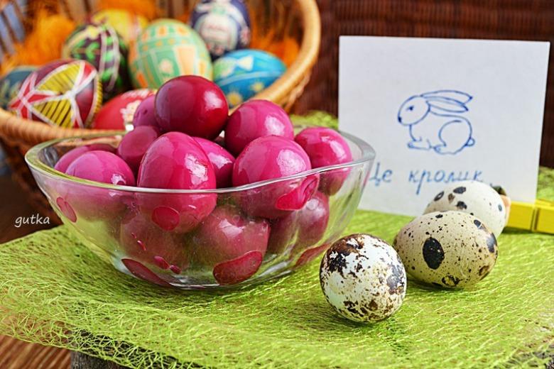 Мариновані перепелині яйця