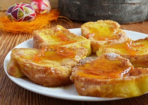 Торріхас (Великодній десерт з Іспанії)