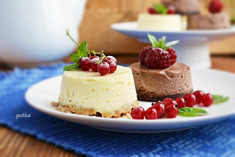 Мини-сирнички на десерт