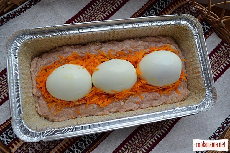 Мясной хлебец (заяц фальшивый)