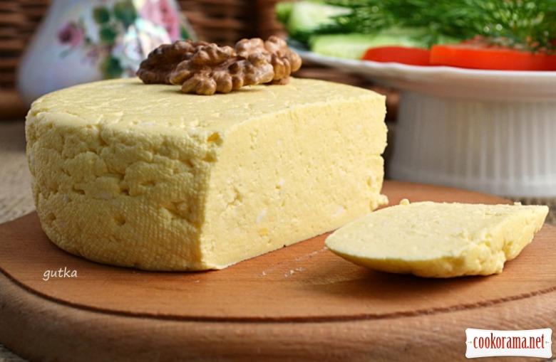 Сир домашній