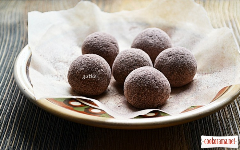 Корисні солодощі з вівсяного борошна