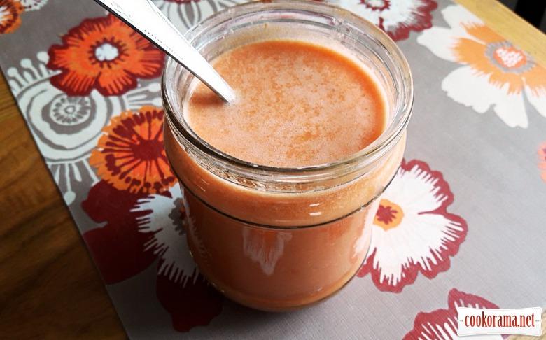 Морквяний кекс (пісний)