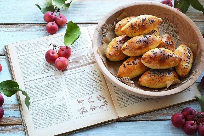 Пісочні сирні пиріжки