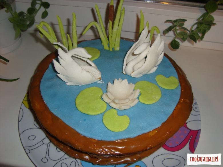 Торт «Для коханого»
