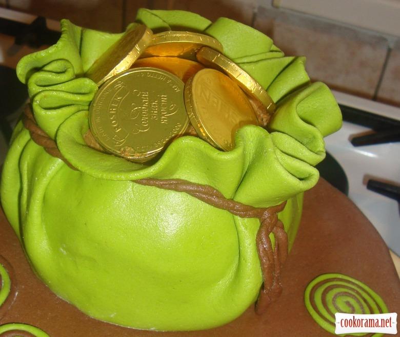 Торт «Скарб»