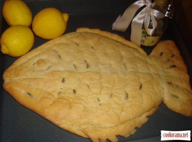 Пиріг «Рибка»